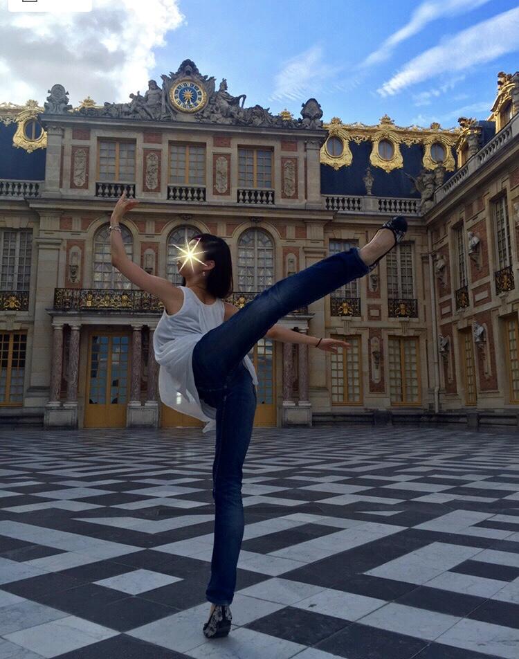 ヨーロッパでバレエ